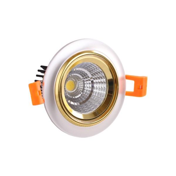 LED OC005 5W WHITE GOLD 5000K