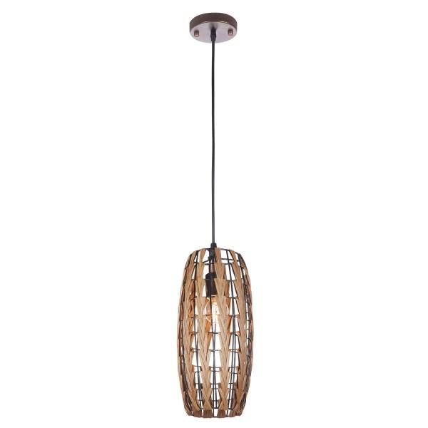 Wooden Pendant Hanging Light