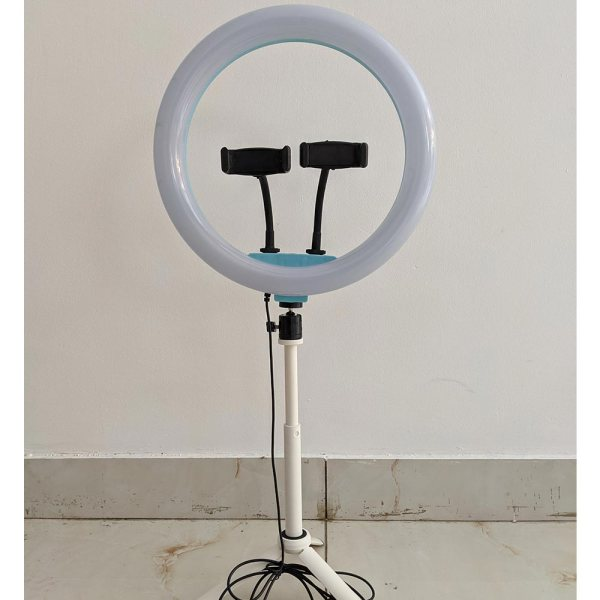 Ring Light LED MFSL 11W BLUE DIMMABLE 330mm Ghana