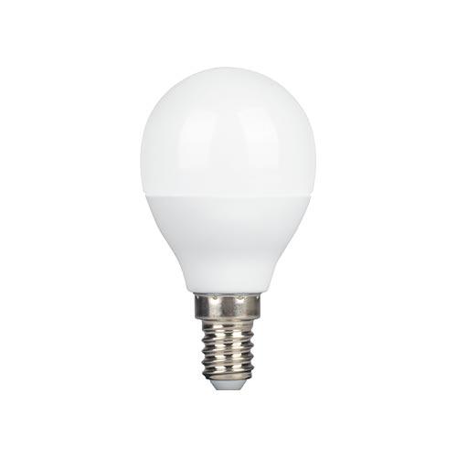 Lampa LED G45 7W E14 6500K (HAIGER) 100sht
