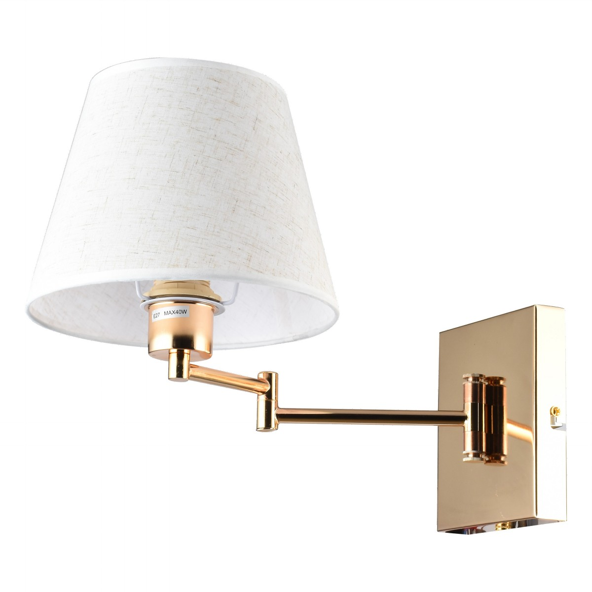 Sconce MB66746-1 E27 40W GOLD
