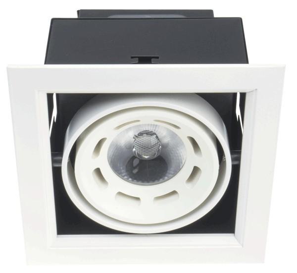 Sv-k DOWNLIGHT LED DD1218 2х10W WHITE 4500K(TS)18
