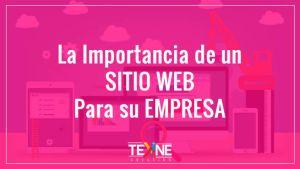 Lee más sobre el artículo Página Web. Lo importante que es para tu empresa.