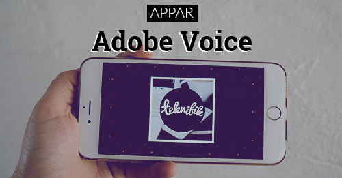 adobe voice recension feat