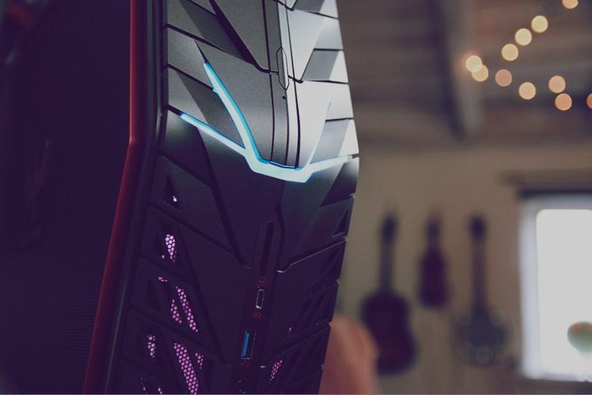 Acer predator g1 gamingdator Teknifik