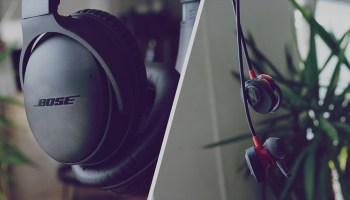 Recension  Bose Quiet Comfort 35   Bose Soundsport (Pulse) ef8d0cf7118c3