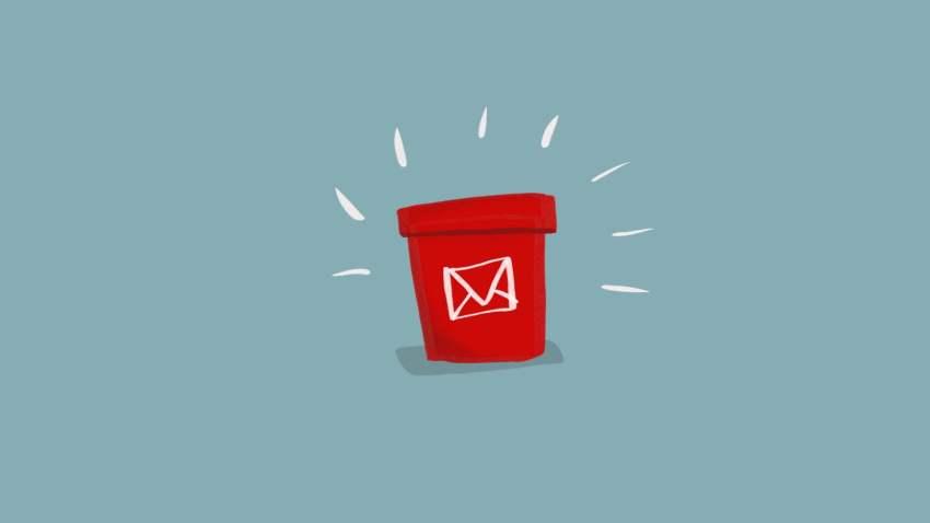 ordna upp mailen