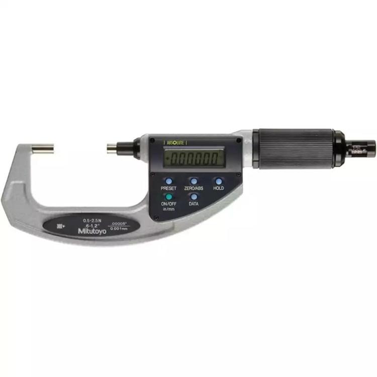 low force micrometer