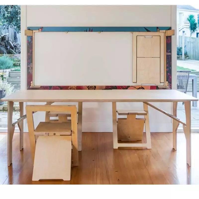 4 Desain Meja Inovasi Untuk Rumah Minimalis Teknikece