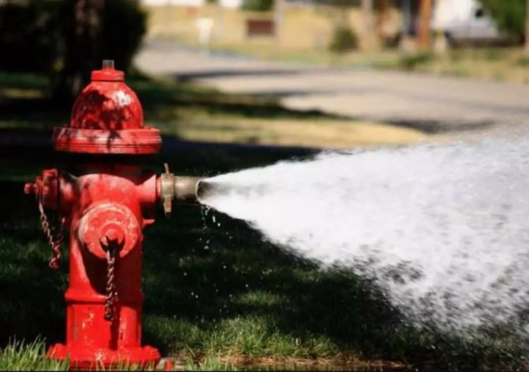 hydrant air