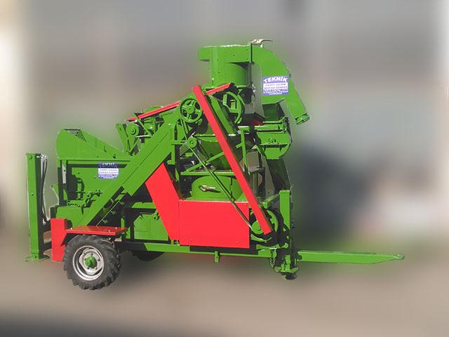 Fhm-550 fındık toplama makinesi
