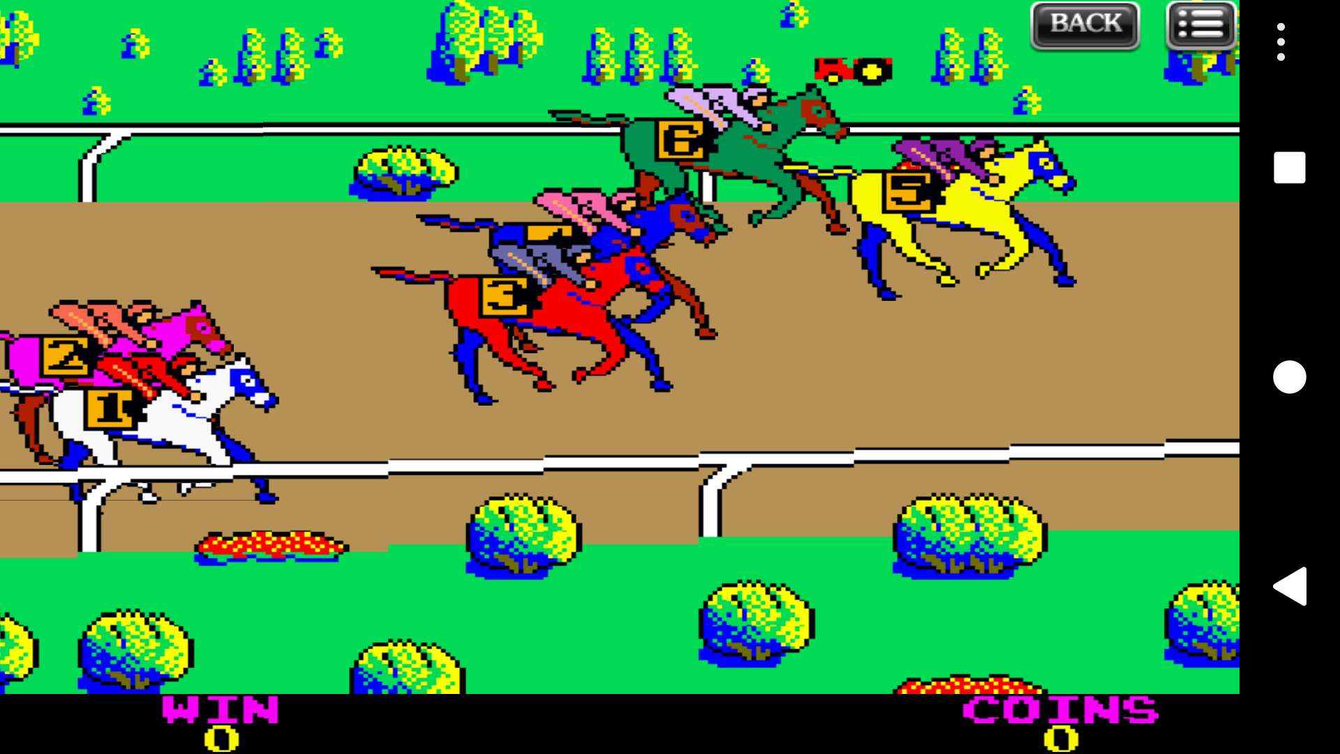 mesin kuda