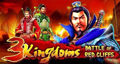Slot 3 Kingdoms - Battle Of Red Cliffs