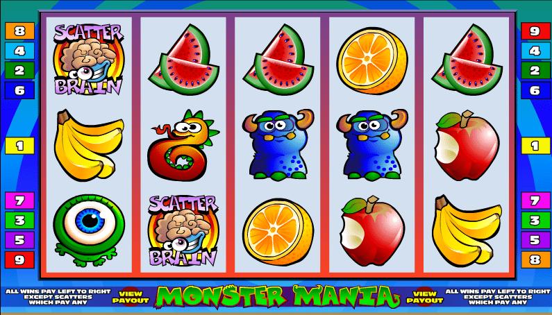 slot monster mania