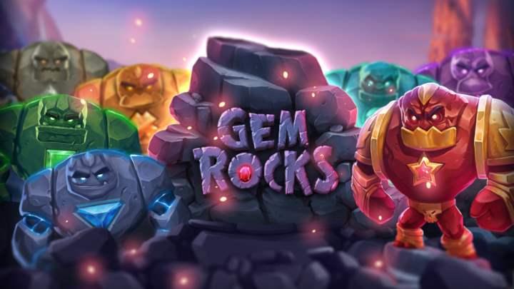 gem rock slot