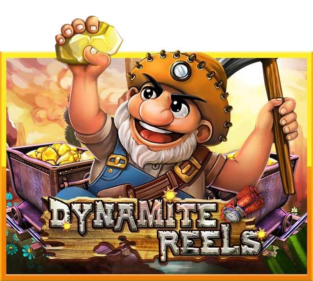 Joker123 - Dynamite Reels
