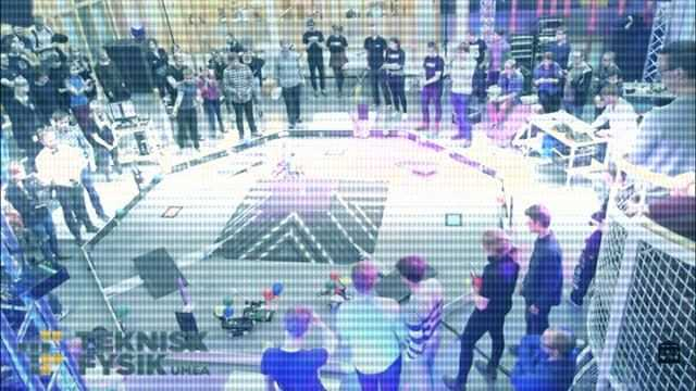 Missa inte Teknisk fysiks Robottävling 2019 Mer info om hur ni anmäler ert lag hittar ni i vår bio!