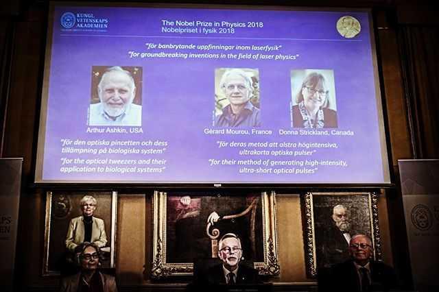 Lystring! Nu på fredag den 2:a november så kommer en presentation av årets nobelpris i fysik att hållas av László Veisz och Magnus Andersson. Presentationen äger rum i N320 kl 11:00-11:45, vi ses där!
