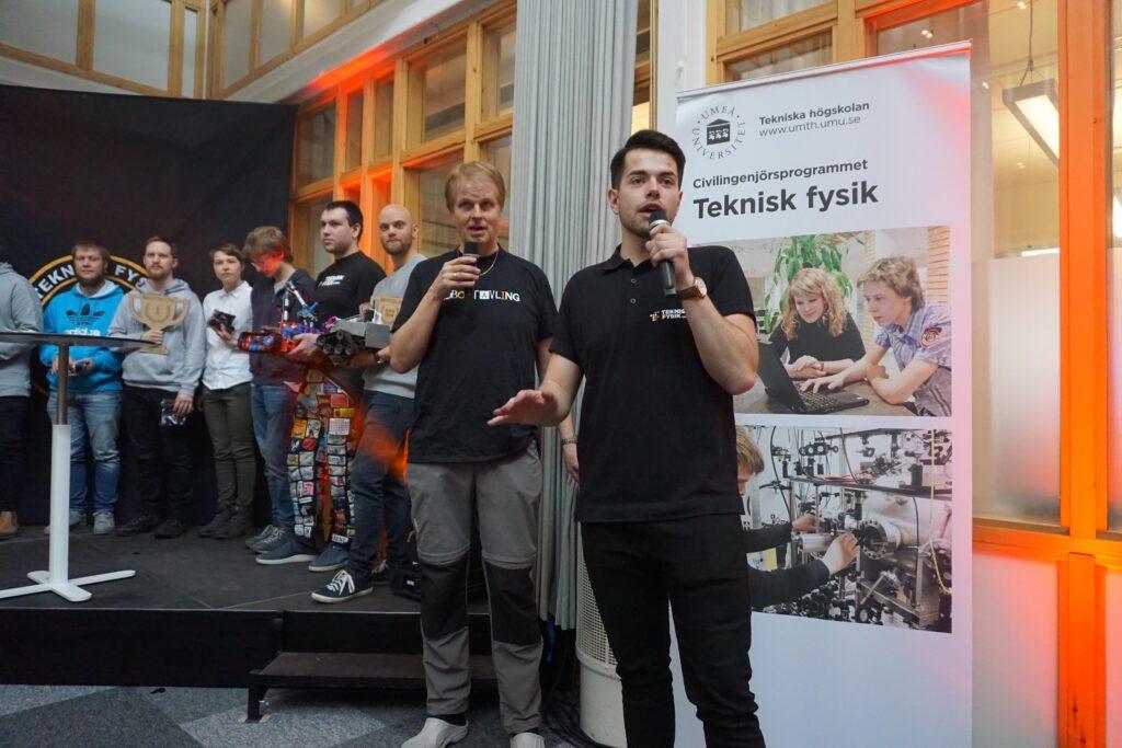Erik Nordström och Patrik Norqvist