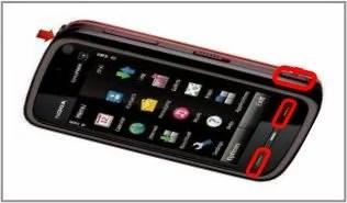 Cara Mudah Reset Ponsel Nokia Symbian Dengan 3 Jari