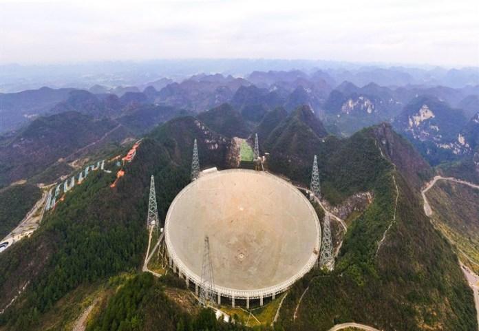 radyo teleskobu görevi