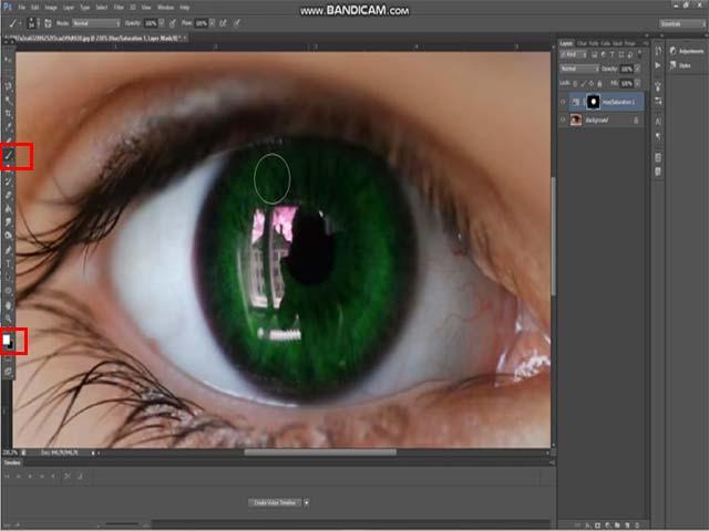 Photoshop-Renklendirme-İşlemi