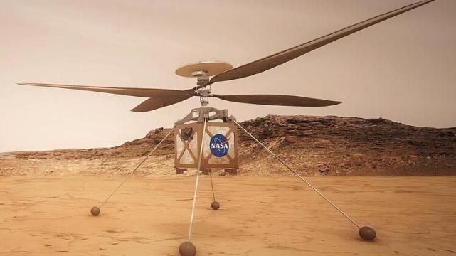 Nasa-helikopter
