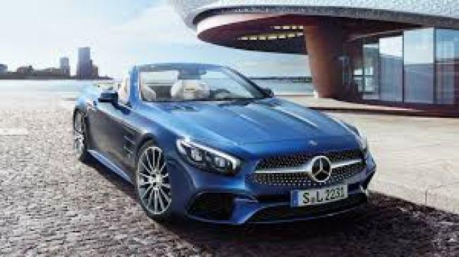 Mercedes-SL