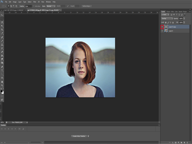 Photoshop-Katman-Özelliği