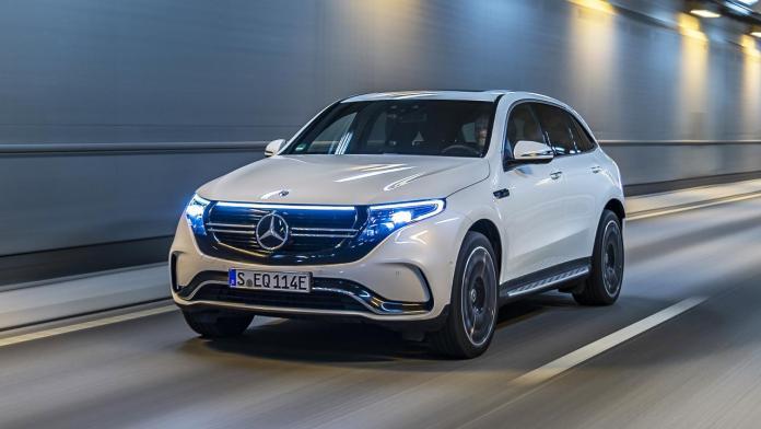 Elektrikli Mercedes EQC ülkemizde satışa çıktı! Fiyatı ne kadar?