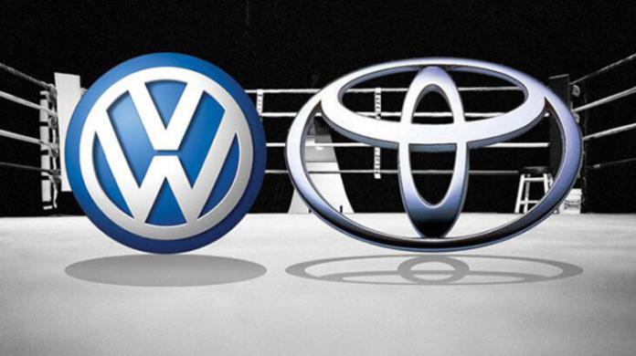 Toyota Otomobil Satışlarında Volkswagen'i Geçerek Dünyanın Bir Numaralı Otomobil Şirketi Oldu