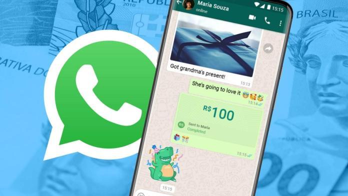 WhatsApp Para Gönderme Özelliğinin Ne Kadar Pratik Olduğunu Gösteren Videolar Yayınladı