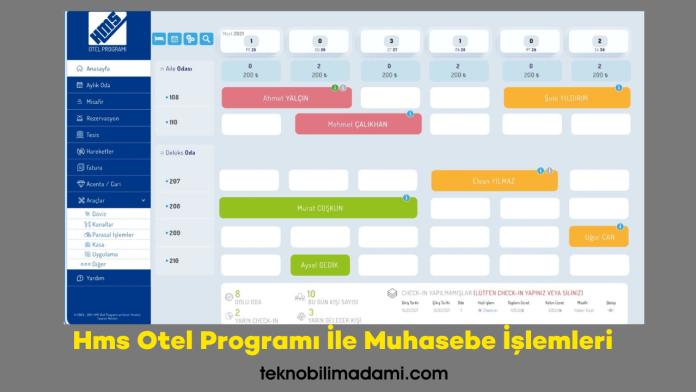 hms-otel-programi