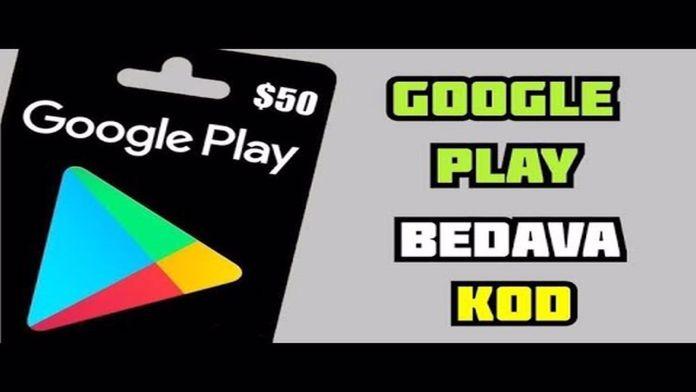 google-play-bedava-kod