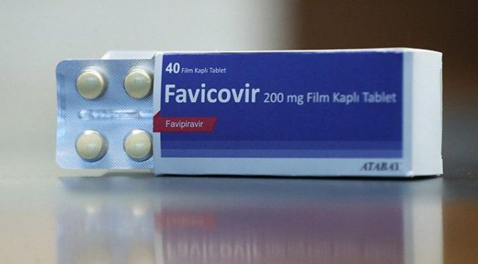 Favicovir Ne İşe Yarar ?