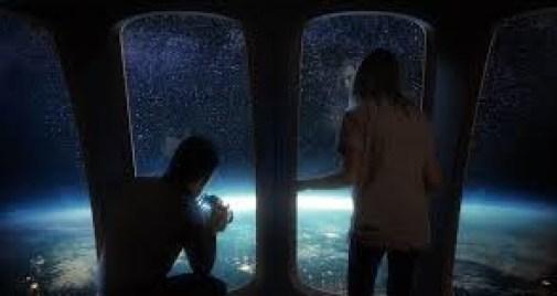 uzaya bilet