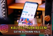 türk beğeni satıl al
