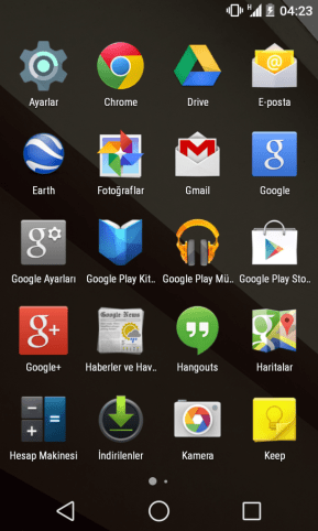 android-launcher2