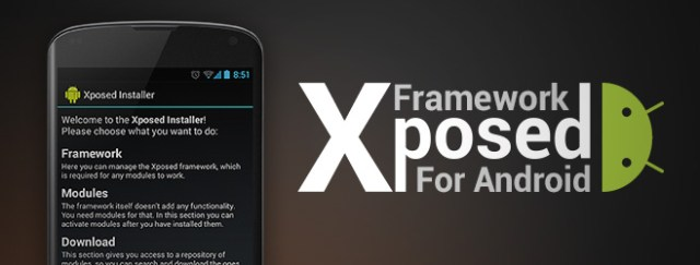 Xposed-Framework-for-Android