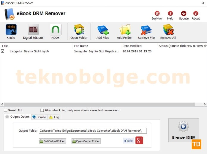 DRM Remover - 2