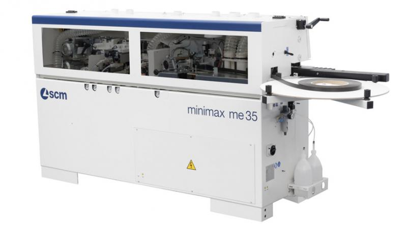 Кромкооблицовочный станок Minimax ME 35, производство SCM Италия