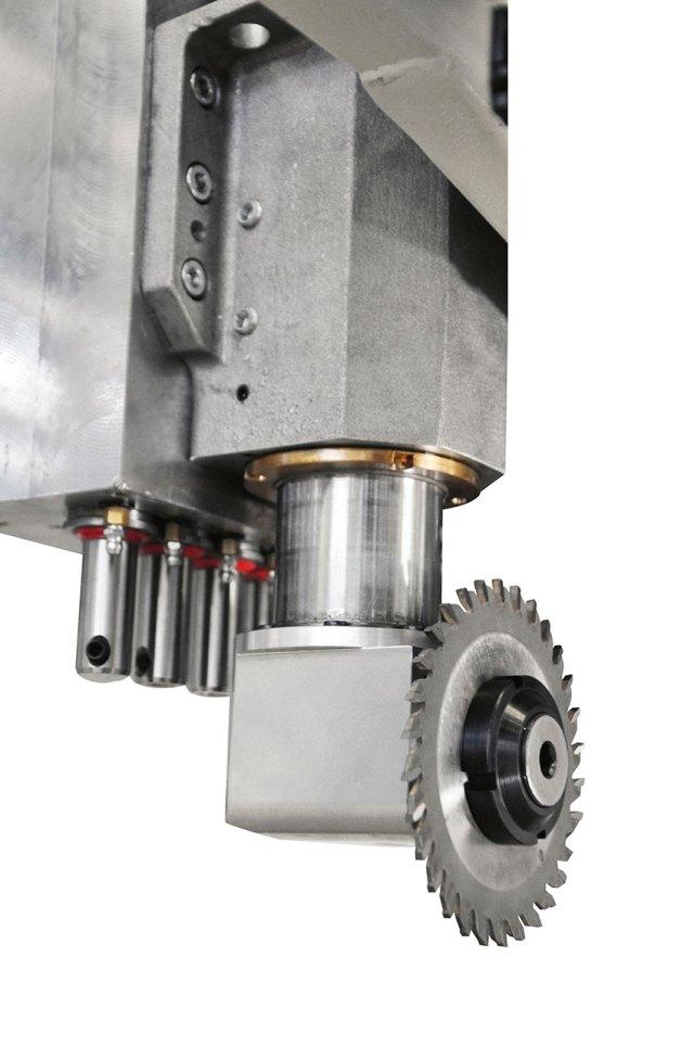 Пильный диск станка SCM ACCORD 40 FXM, производство Италия