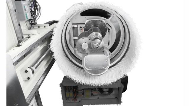 Обрабатывающий центр с ЧПУ Morbidelli M 400, производство SCM Италия, модуль фрезерования