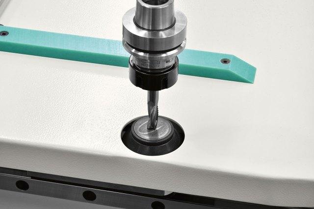 Датчик длины инструмента Morbidelli N100, производство SCM (Италия)