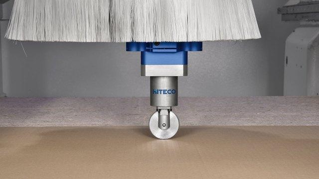 Голова для обработки недревесных материалов Morbidelli N100, производство SCM (Италия)