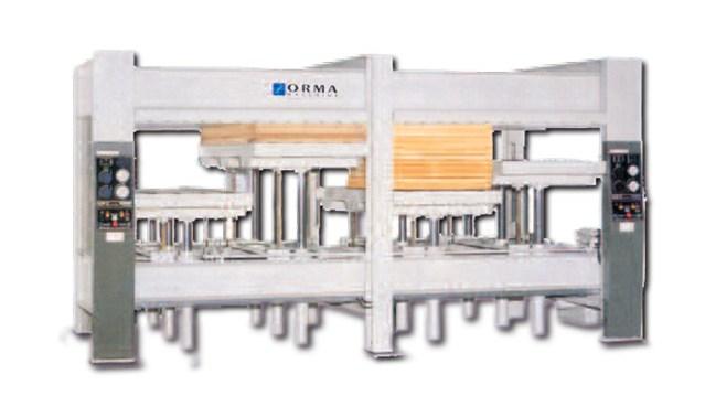 Холодный пресс HL, производство ORMA Machine Италия