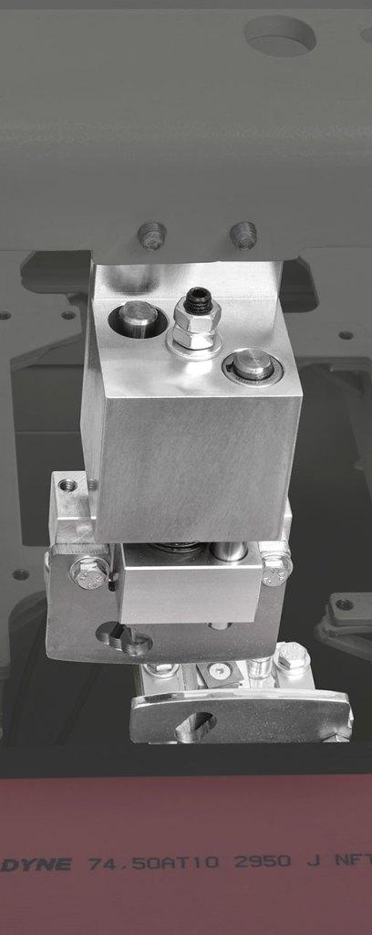 Клеевой узел кромкооблицовочного станка Minimax ME 22, производство SCM (Италия)