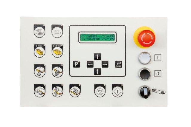 Панель управления станком Minimax ME 28T SP, производство SCM (Италия)