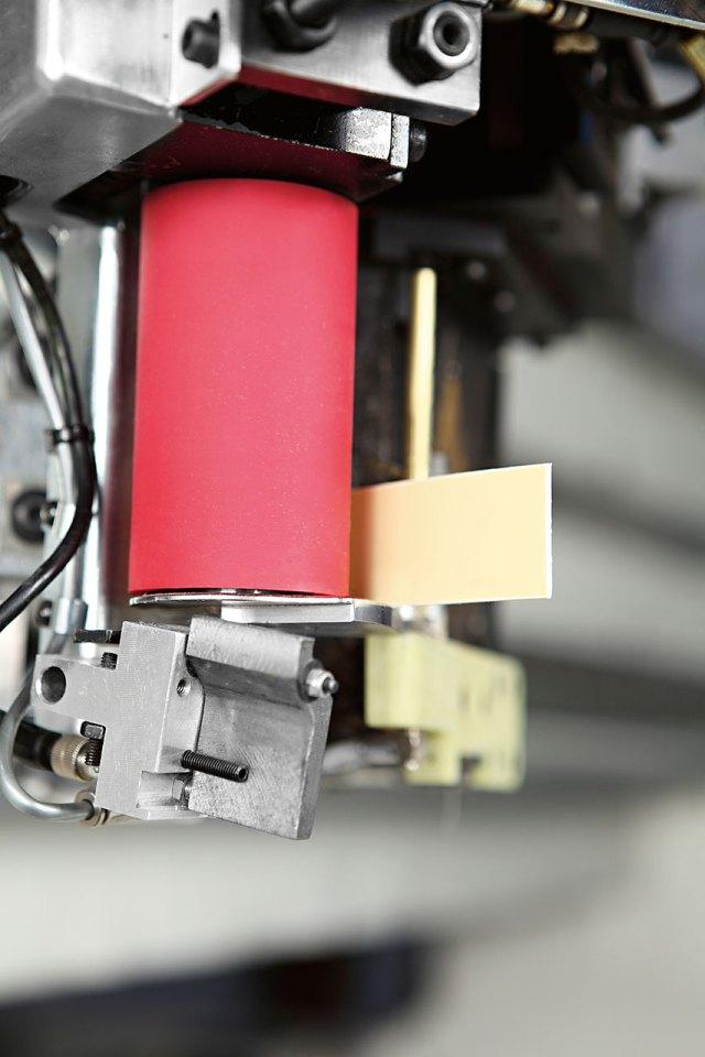Прижимной валец Morbidelli P800, производство SCM (Италия)