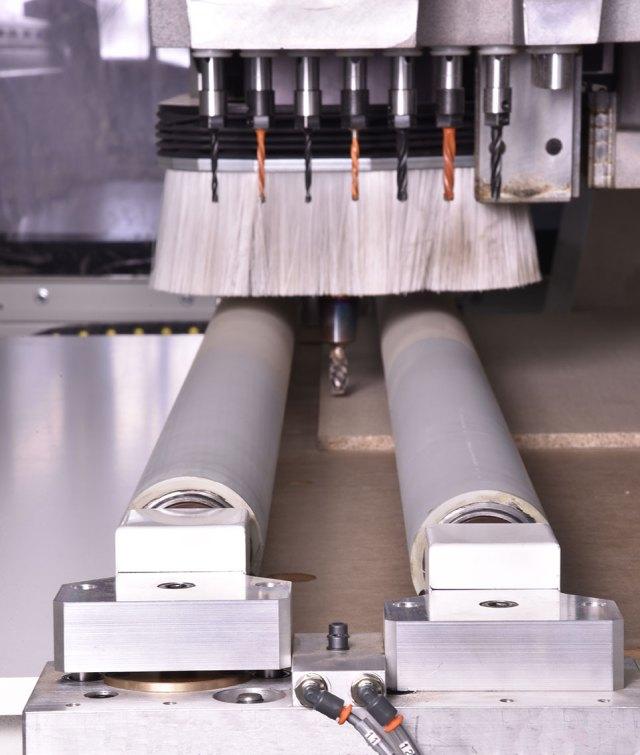 Прижимные ролики Morbidelli N100, производство SCM (Италия)